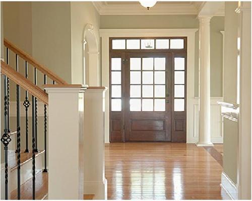 Offerte schilderwerk binnen for Wat kost een huis schilderen